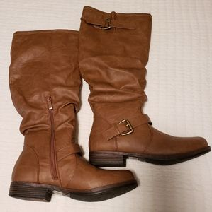 Journee Collection Knee High Boots
